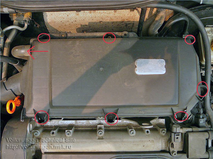 choker cleaning  air filter change vw golf  vw bora pitlaner